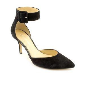 Audrey Brooke Suede Heel Size 6 NEW